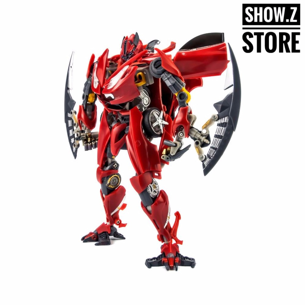 [Show.Z Store] [Pre-Order] AlienAttack Toys SFT-01 Firage Dino MPM Transformation Action Figure managing the store
