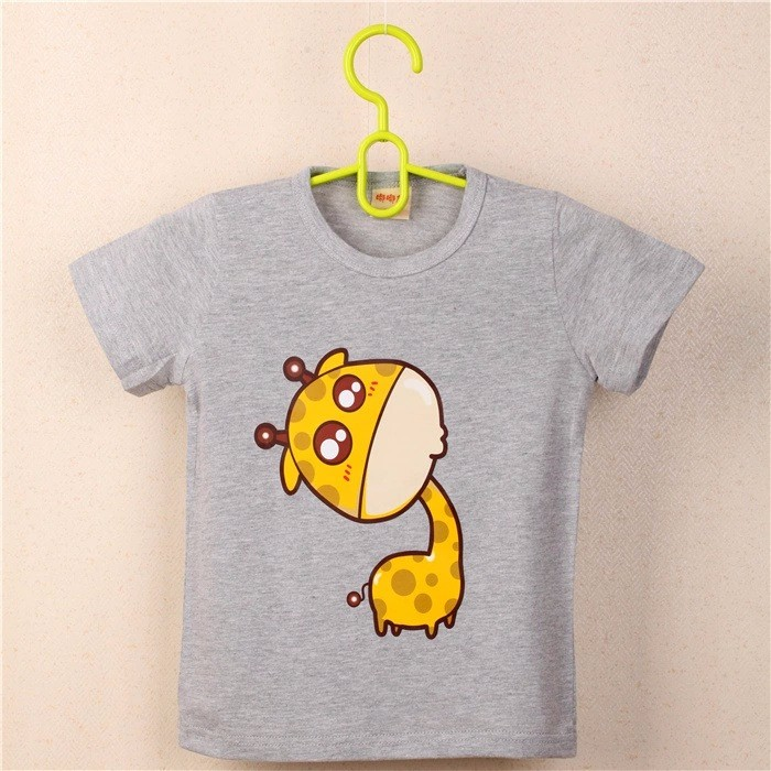 Baby Short Sleeve Shirts