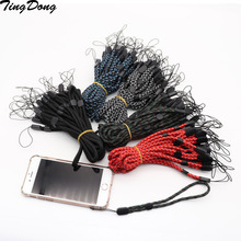 โทรศัพท์มือถือโทรศัพท์มือถือ Lanyard สำหรับ iPhone 8 7 Samsung S9 สำหรับสายรัดข้อมือปุ่มกล้องโทรศัพท์อุปกรณ์เสริม