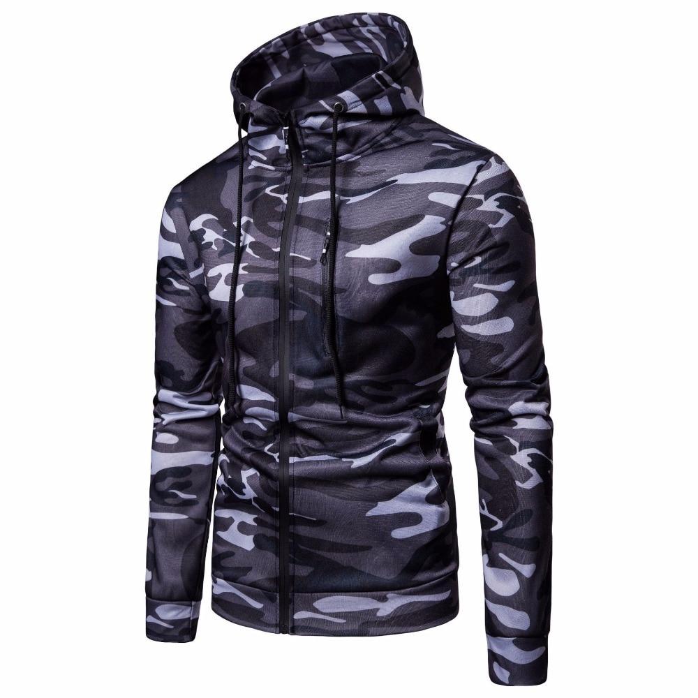 2018 Mode Kühlen Männer/frauen Marke Hoodies Streetswear Hip Hop Skateboard Hoodies Sweatshirt Camouflage Winter Warme Hoodies Cy14 Professionelles Design