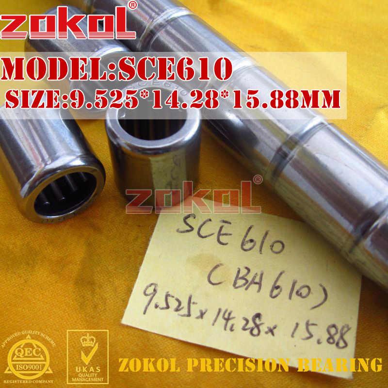 ZOKOL ベアリング SCE610 SCE78 SCE88 SCE98 BA610 BA78 BA88 BA98 タイプパンチスタンピング外輪針状ころ軸受