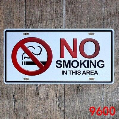 No Smoking Thank You Smoking Area Garden Pub Bar Smoking Area Plaque Wooden Sign