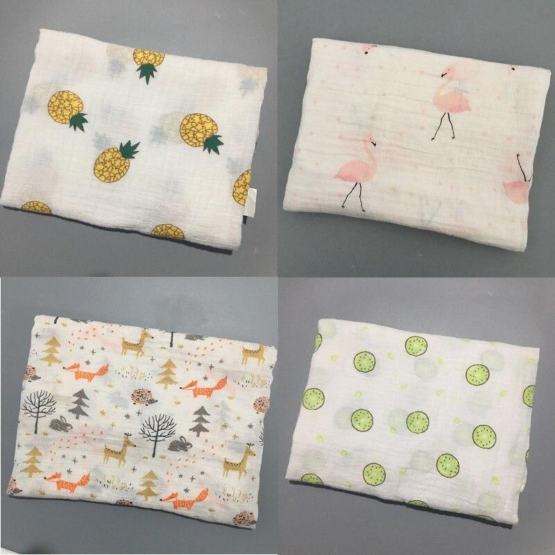 4pcs Lot Couverture De Bebe Enfants Ete Printemps Couvertures D