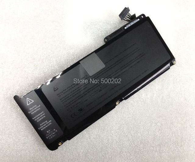 "New 10.95v/63.5wh A1331 Laptop Battery with Tool For Apple MacBook Pro 13.3"" A1342 MC207 MC516 Free Shipping"