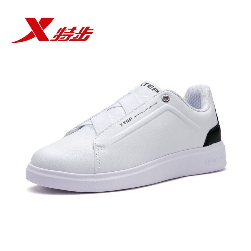982318319075 Xtep women's shoes 2018 autumn new sneakers trend comfortable breathable shoes women