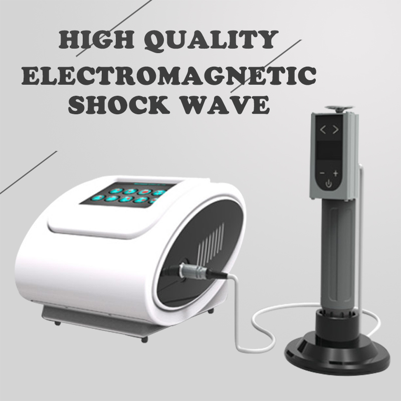Portable Salon Electromagnetic Shockwave Therapy Device Professional Pain Relief Shockwave With CE Similar Lowest Gainswave Phys