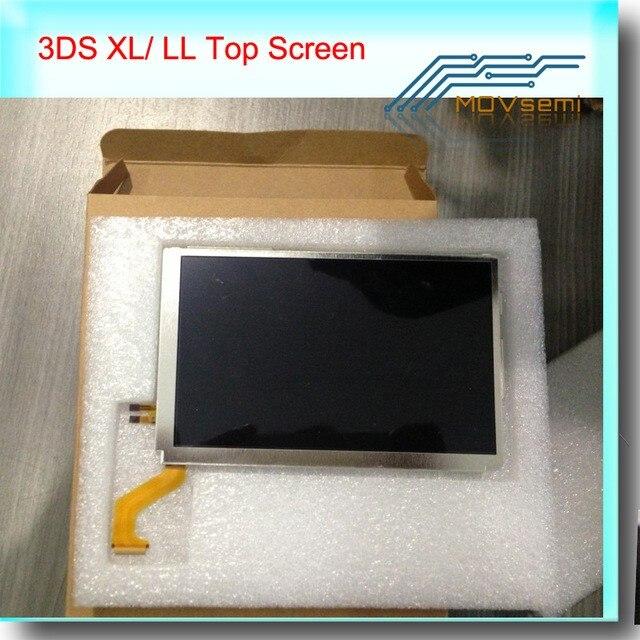 10pcs No dead pixel ใหม่สำหรับ 3DS XL LL สำหรับ 3DSXL สำหรับ 3DSLL lcd ด้านบนจอแสดงผลหน้าจอ-ใน หน้าจอ จาก อุปกรณ์อิเล็กทรอนิกส์ บน AliExpress - 11.11_สิบเอ็ด สิบเอ็ดวันคนโสด 1