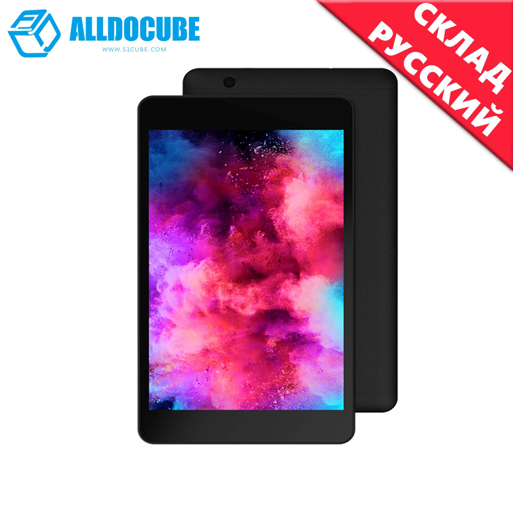 ALLDOCUBE M8 Phone Call Tablet Pc 8 Inch 4G LTE MTK X27 RAM 32GB ROM Android 8.0