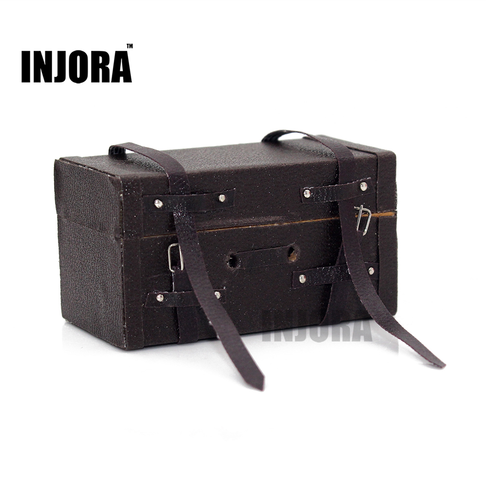 RC Rock Crawler 1:10 Decoration Luggage Box Case For Axial SCX10 90046 TAMIYA CC01 D90 D110 TRAXXAS TRX-4