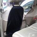 Car-styling 2016 accesorios del coche 1 unid niños kick auto mat cubierta de asiento trasero protector de barro coche limpio cubiertas cubiertas para automóviles