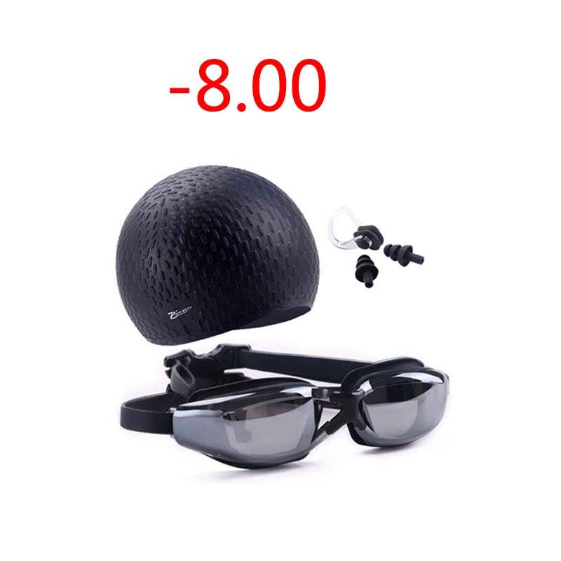 Myopia Black -8.0