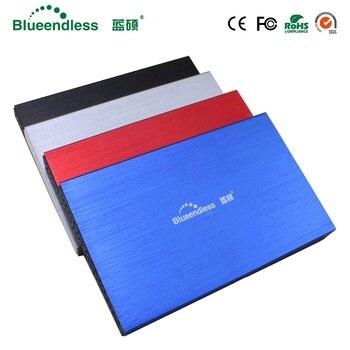 Blueendless NEW Product External Hard Drive 1TB Hard disk 1tb High Speed HDD 2.5 Desktop Laptop Mobile Hard Drive