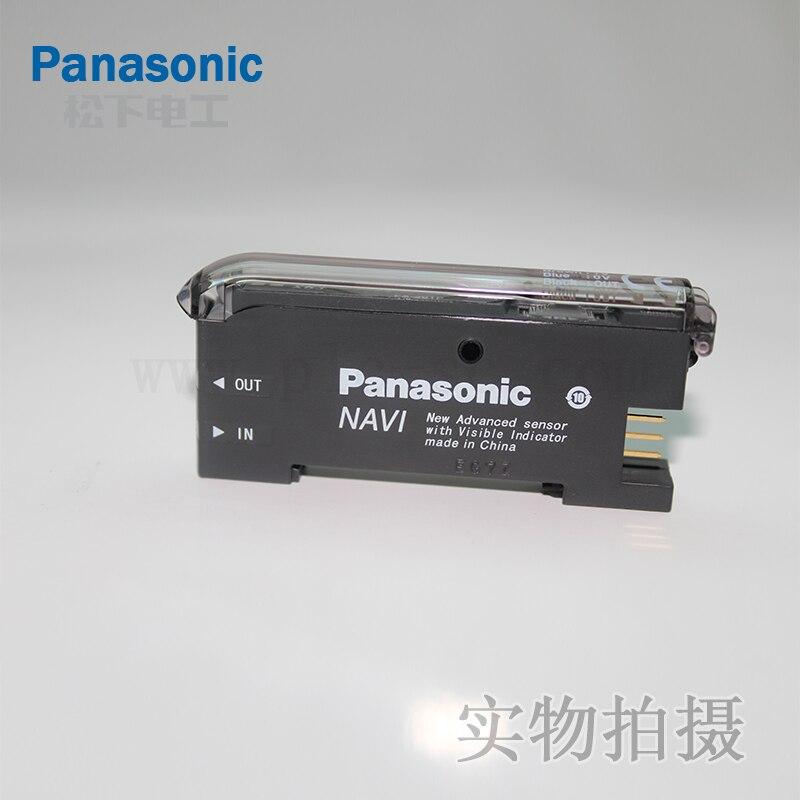 FX-301 Original et nouveau capteurs de Fiber optique NPN DC12-24V LED rougeFX-301 Original et nouveau capteurs de Fiber optique NPN DC12-24V LED rouge