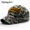 Flying Art wholsale brand cap baseball cap fitted hat Casual cap hip hop snapback hats wash cap for men women unisex