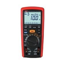 цена на 1000V Digital Handheld True RMS Megger Insulation Resistance Meter Tester Multimeter Ohm Voltmeter UNI-T UT505A Megohmmeter