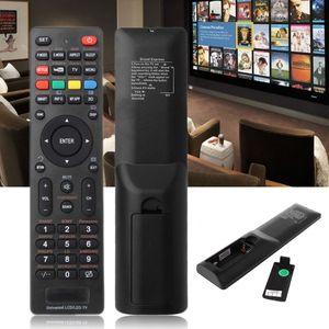 Image 2 - 초박형 LCD LED 범용 스마트 TV 리모컨 컨트롤러 교체 용 Sony Philips LG Samsung Vizio Supra Bbk Izumi Pa