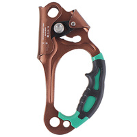 Rock Climbing Hand Ascender Riser for 8 13Mm Rope Hand Grasp Ascender Rescue Caving Mountaineering Tree Climber Equip