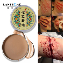 Halloween Special Effects Makeup Drama Wax Fake Scars Blood Skin Fake Wound Scar Wax Cosplay Special Costume Makeup Body Paint все цены
