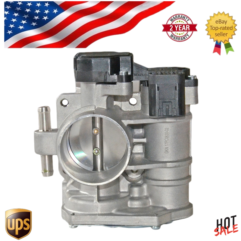 AP02 New for Chevy Sedan Chevrolet Aveo Aveo5 L4 1.6L ,For Pontiac Wave Throttle Body TB Assembly Electronic