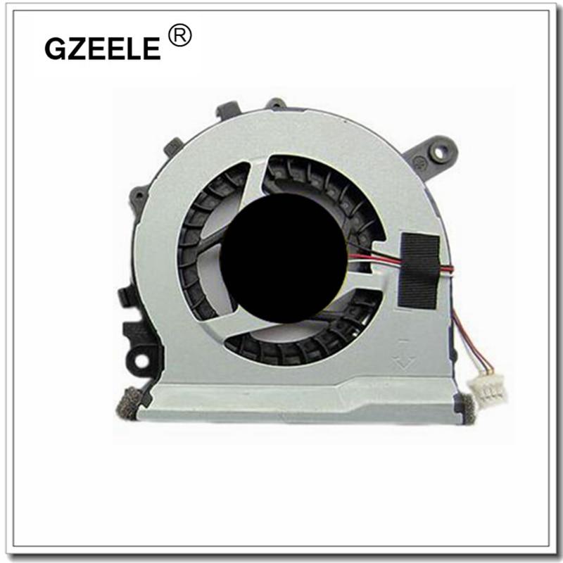 GZEELE NEW Laptop cpu cooling fan for SAMSUNG NP530U3C 532U3C NP535U3C NP540U3C Notebook Computer Replacements Cpu Cooling