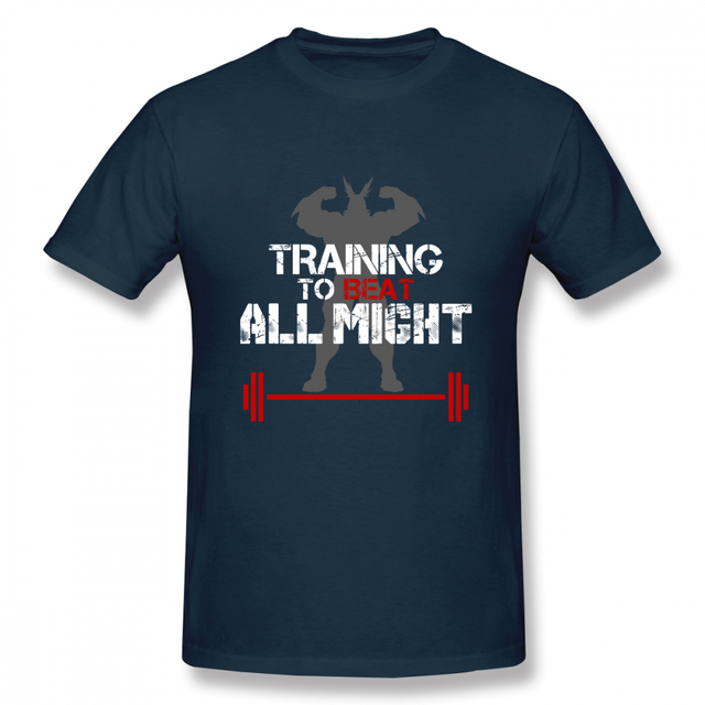 TRAINING TO BEAT ALL MIGHT T-shirt