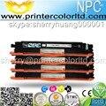 Цветной тонер-картридж CE310A CE311A CE312A CE313A для HP CP1025 1025 CP1025nw MFP M175 M275
