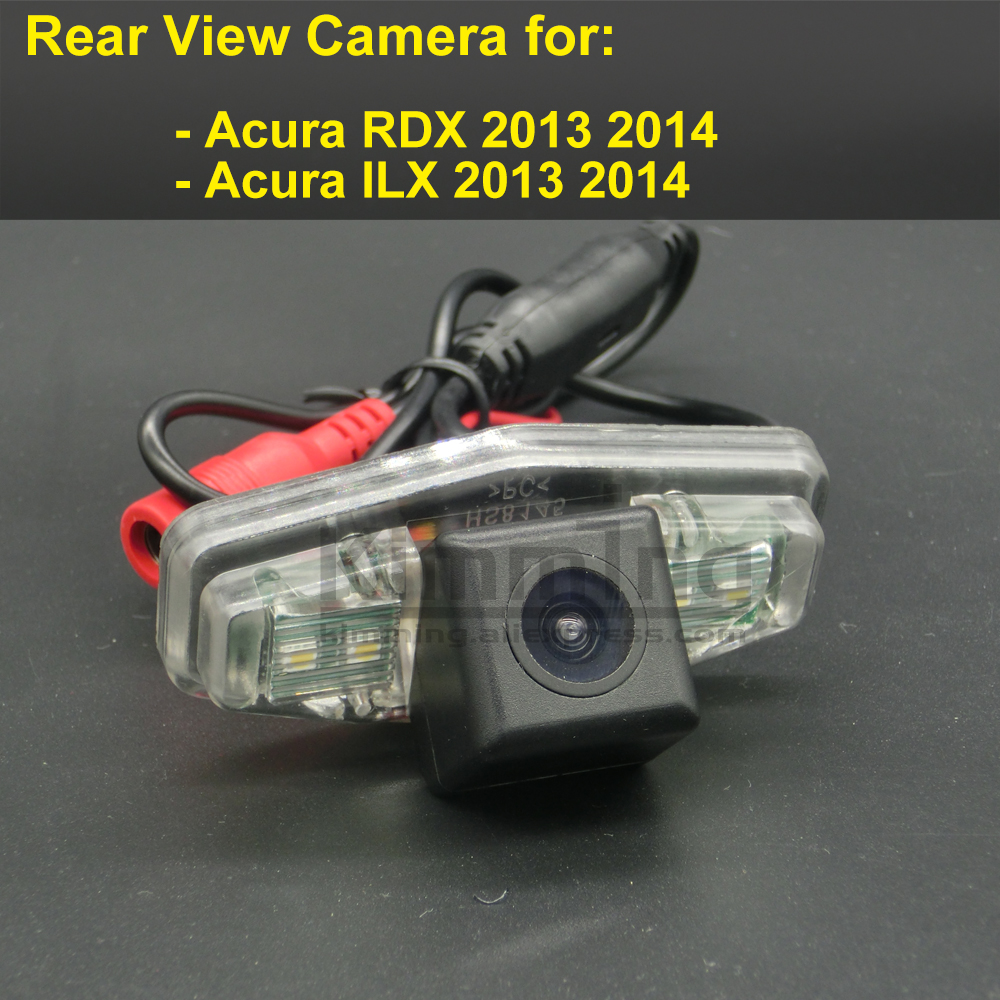 Car Rear View Camera For Acura RDX ILX 2013 2014 Wireless