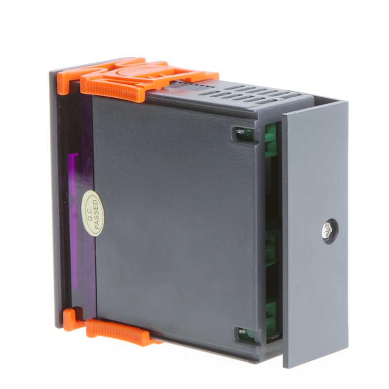 30A 220 V цифровой регулятор температуры термопары с термопарой с датчиком-40 до 120 градусов