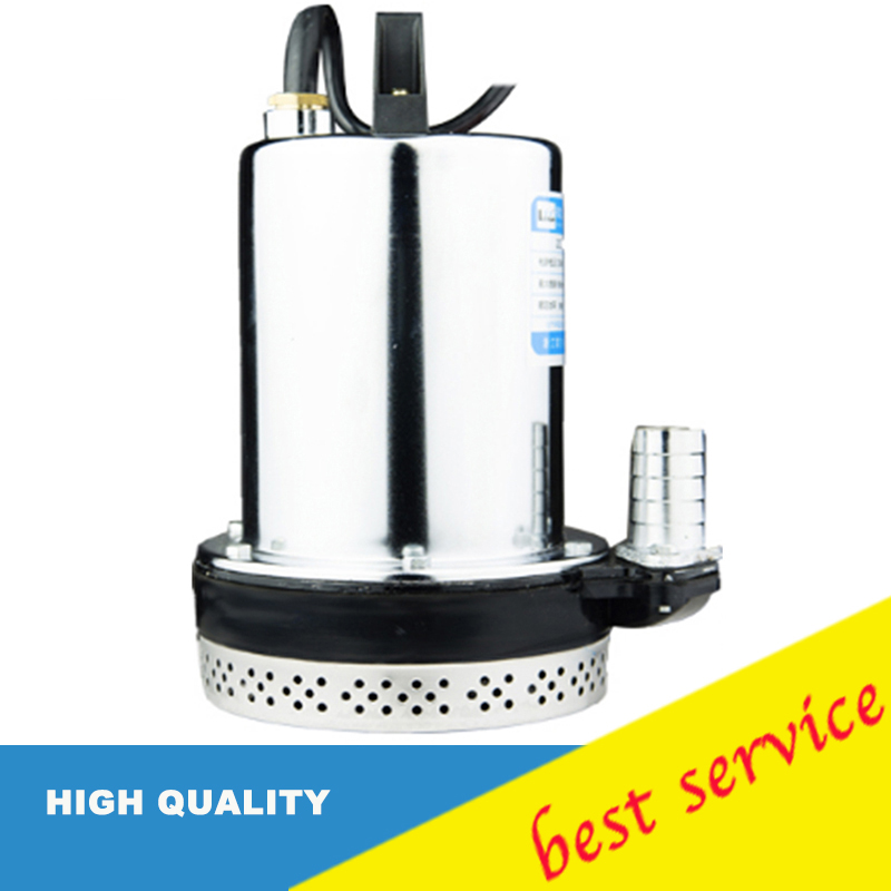 Low Pressure Centrifugal Pump Single-stage Pump For Submersible Water Pump 100l/min Electric 12v 220v submersible garden water pump 1800w electric water pump submersible pump low pipe