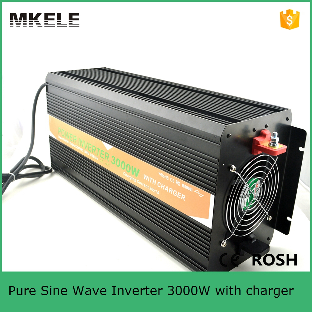 Mkp3000 481b C 3000 Watt Power Inverter Circuit 48vdc To 120vac 3000w 12vdc 230vac Pure Sine Wave Charger With Universal Socket In Inverters Converters From