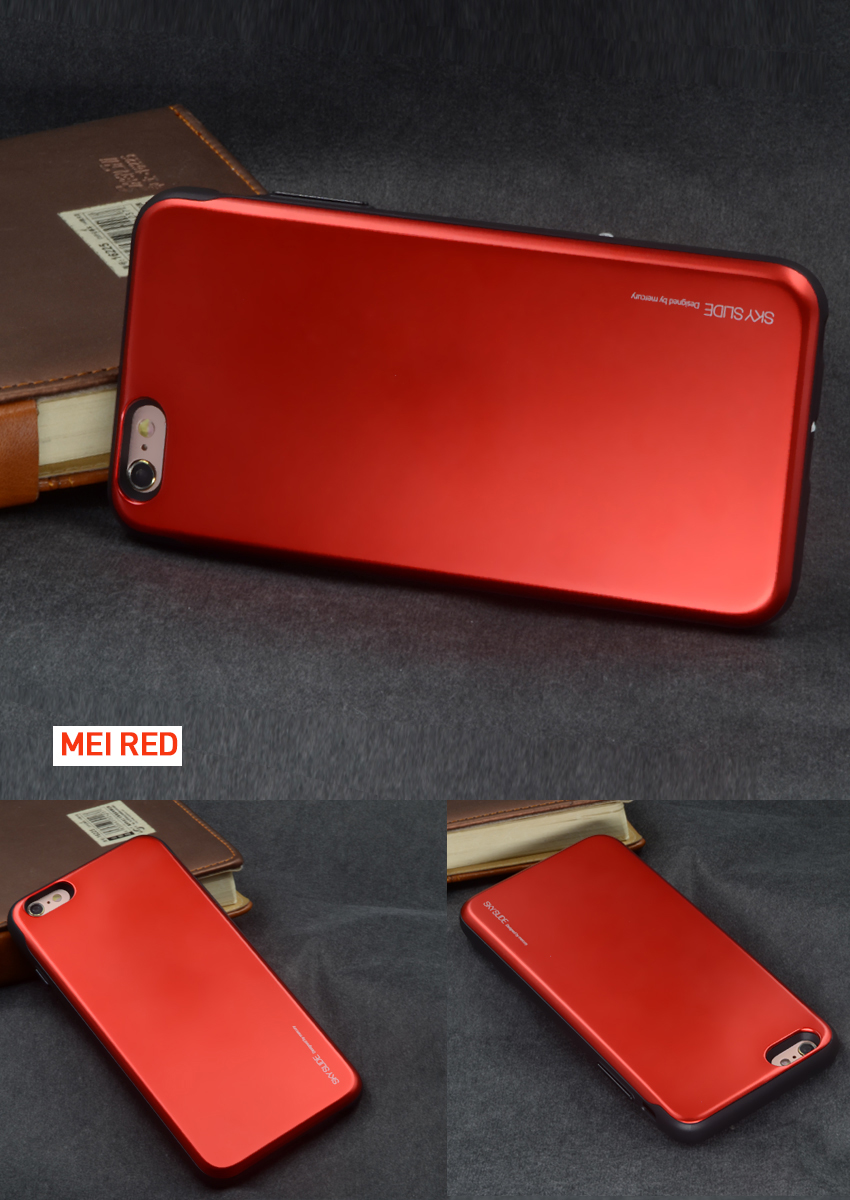 For Iphone 7 Card Pocket Case Goospery Sky Holder Slide Pc Bumper Lime Aeproduct