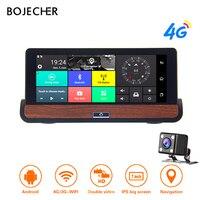 BOJECHER E31 Pro Car DVR Camera 4G ADAS WIFI Android 5.1 GPS Navigation 1080P Auto Video Recorder Registrar Car DVR Dash Cam