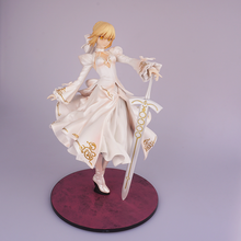 Fate/stay Night Saber Figure 4 Colors