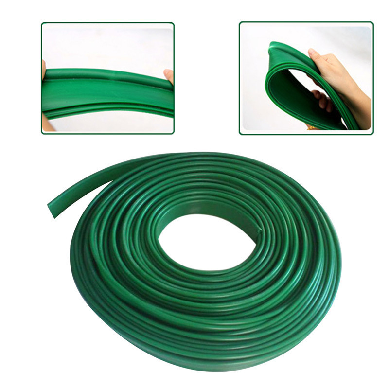 Landscaping Garden Grass Stone Isolation Belt 10CM * 5M For Outdoor Lawn Patio Farms Park School Dcoration