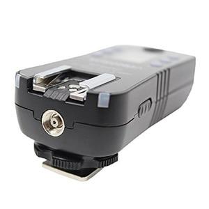 Image 5 - 3 шт. Светодиодная лампа для видеосъемки YONGNUO RF 605C RF605C RF605N RF 605N Беспроводной триггер для вспышки для цифровой зеркальной камеры Canon Nikon Совместимость RF603II YN560IV YN685 YN660 YN560II