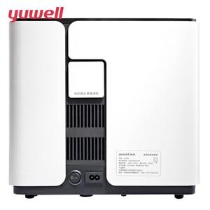 Image 4 - Кислородный концентратор yuwell, портативный кислородный генератор, медицинское оборудование, магнитный ЖК дисплей YU300, высокая концентрация