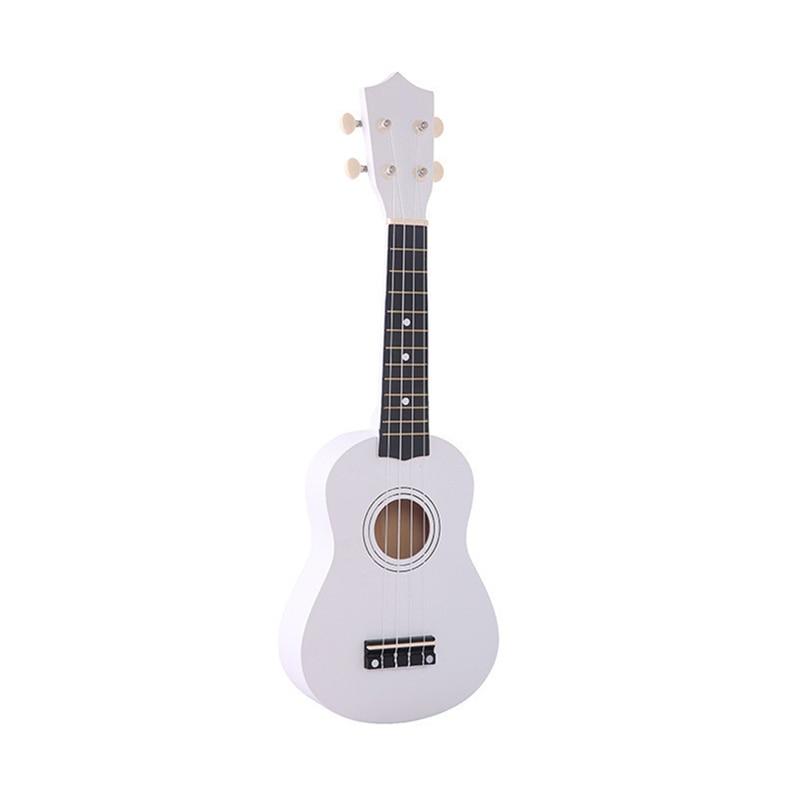 Image 5 - SevenAngel Ukulele 21 inch Children Ukelele Soprano 4 Strings Hawaiian Spruce Basswood Guitar Uke Kids Gift  Music InstrumentUkulele   -