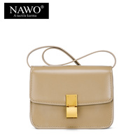 NAWO 2017 Designer Envelope Women Messenger Bag Shoulder Bag Ladies Small Crossbody Bag Female Luxury Handbag