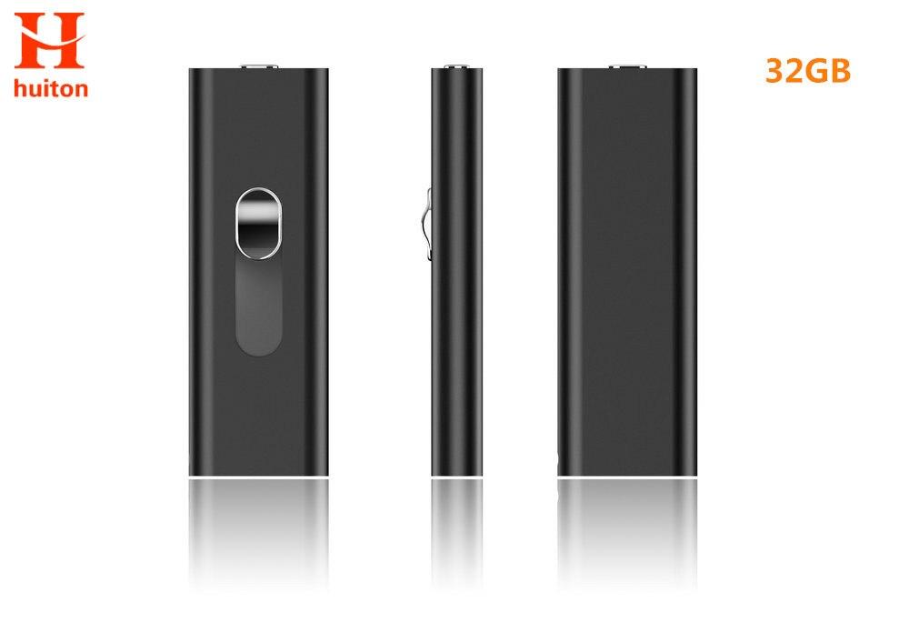 Le plus nouveau matériel en métal de l'enregistreur vocal de 32 GB micro avec deux fentes d'usb enregistrement de long temps vérifient tous les fichiers par la UR-26 de téléphone intelligent d'android