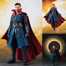 Marvel Avengers Iron Studios Action Figure Doctor Strange Statue Pvc Collectible Model Action Figure Toys For Children statue avengers iron man bust 1 2 mk46 half length photo or portrait imitation metal resin action figure collectible model toy