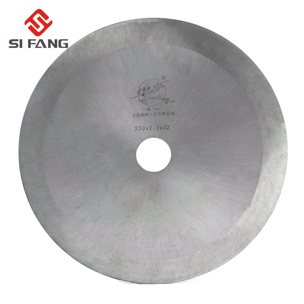 300 *32*2.8mm HSS Circular Saw Blade Cutting Disc Saw  For Cutting PC Material / Cloth / Aluminum / Copper Tube No Tooth