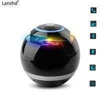 Mini speaker draadloze Draagbare speaker Bluetooth Speakers computer met Verbeterde Bas Microfoon