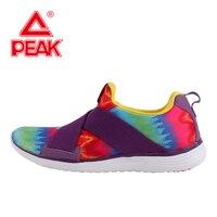 PEAK Women Shoes Sport Running Shoes For Women Fitness Training Top Brand Sneakers Mesh Light Walking