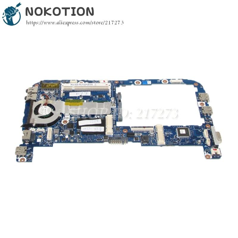 все цены на NOKOTION For Samsung NP-N310 N310 Laptop motherboard N280 CPU DDR2 BA92-05518A BA92-05518B BA41-01066A BA41-01067A онлайн