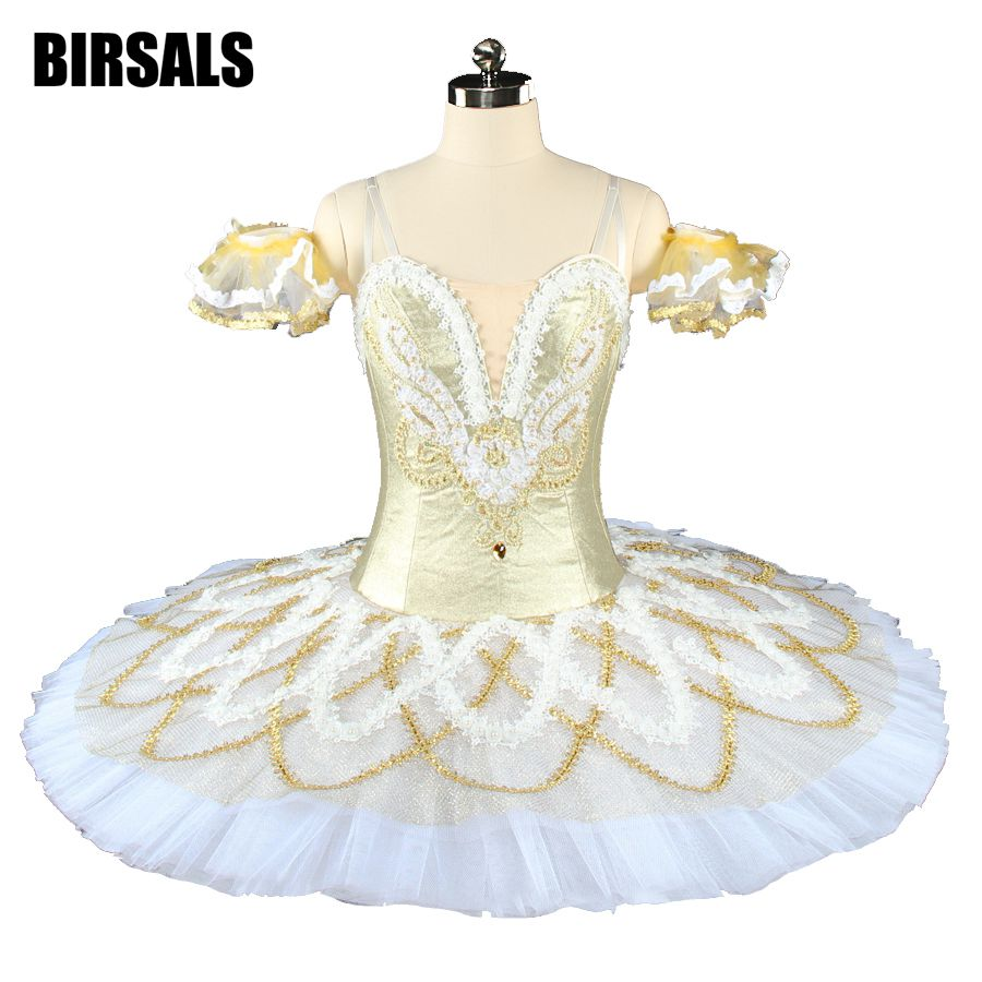 TUTU GOLD OR SILVER BALLET FANCY DRESS FOR LADIES ONE SIZE ADULT
