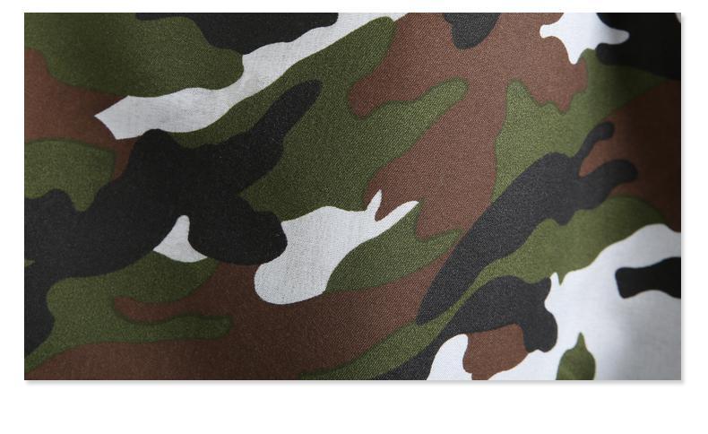 10 Patterns Camouflage Compression Shorts Men Summer Clothing Board Shorts Nylon Bottom Men Side Pockets Men's Swimwear 9