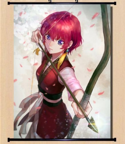 Hot Japan Anime Akatsuki no Yona Cute Home Decor Poster Wall Scroll-in  Painting & Calligraphy from Home & Garden on Aliexpress.com | Alibaba Group