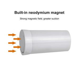 Image 5 - LED אפקט להבה אש אור הנורה עמיד למים חיצוני מקורה מהבהב אמולציה 3 מצבי מגנטי Led להבת מנורת USB נטענת