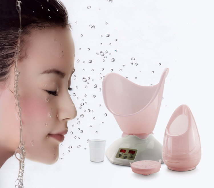 The facial steam mask