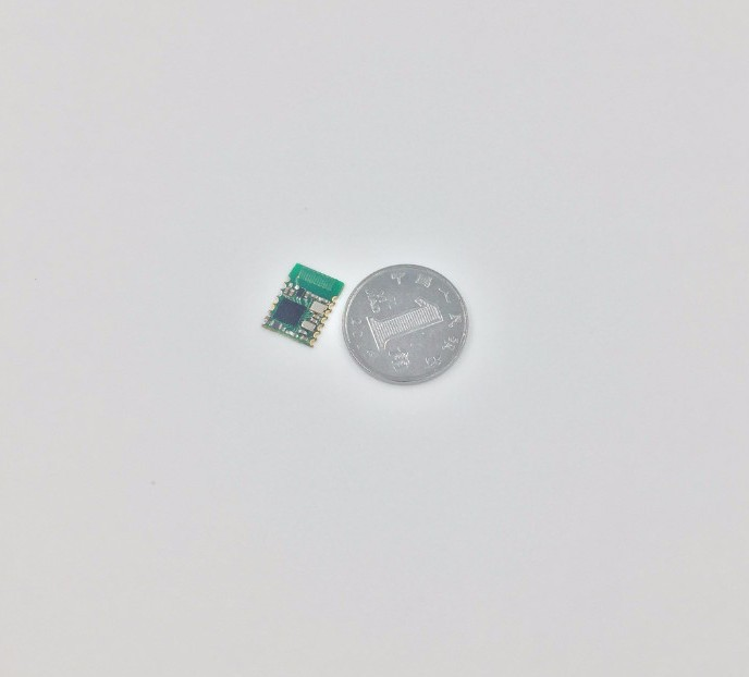 Small!On-board Antenna Signal Strong NRF51822 Super-small 8.4*11.3MM Bluetooth 4.0BLE Module Bluetooth 4.0 Development Board